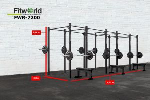 FWR-7200 Рама CROSSFIT ― Volens